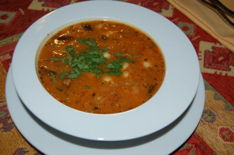 Суп из польских грибов